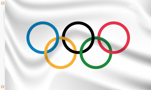 Olympic Games Flags