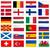 Buy Euro 2020 Flag Pack for The Euros European Championships