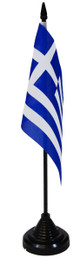 Greece Desk / Table Flag