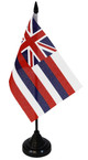 Hawaii Desk / Table Flag