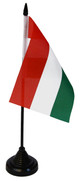 Hungary Desk / Table Flag