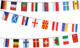 Buy Euro 2020 2021 Bunting for The Euros European Championships