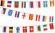 Buy Euro 2020 2021 Bunting for The Euros European Championships
