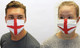 England Flag Face Mask