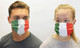 Italy Italian Flag Face Mask