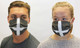Cornwall St Piren's Flag Cotton Face Mask