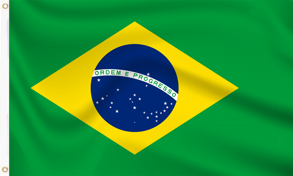 Brazillian Flags to Buy
