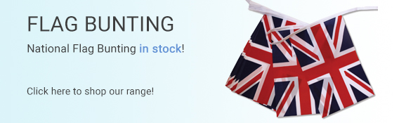 Nations Flag Bunting