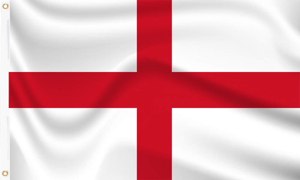 Buy England St George Cross Flags