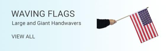 Buy Hand Waving Flags