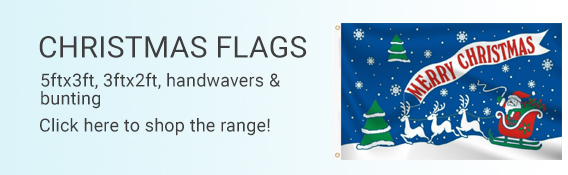 Buy Christmas Flags