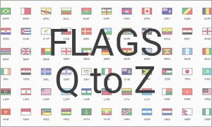 Buy World Flags from the Flag and Bunting Store