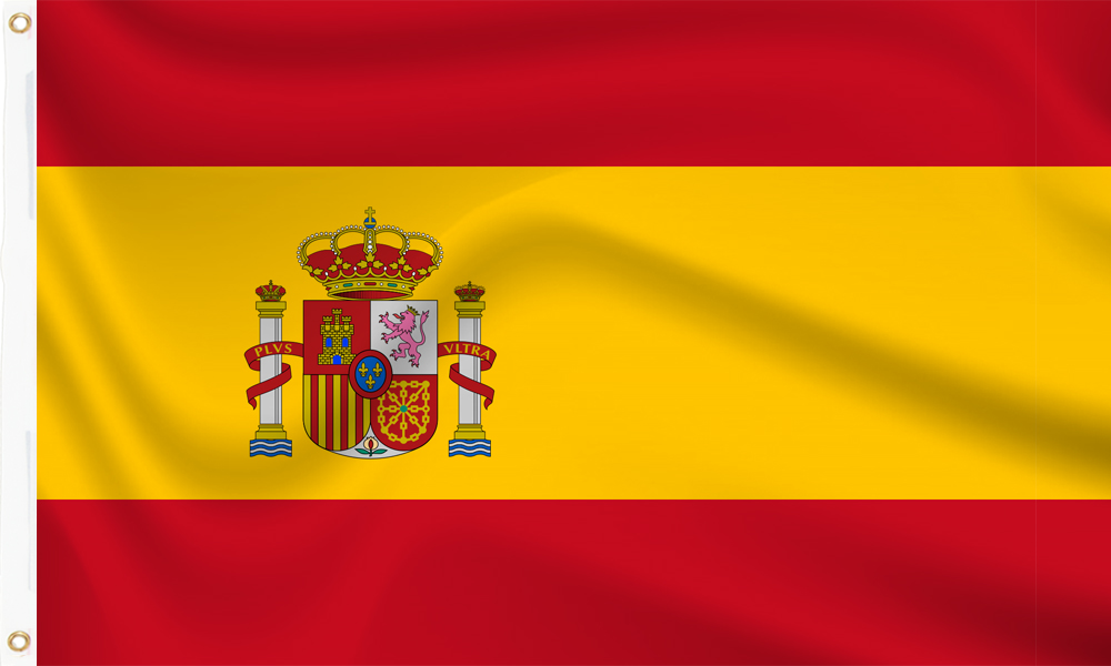 Spain Flags To Buy