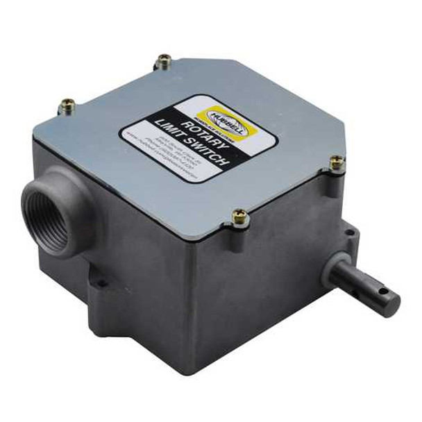 55-4E-4DP-WB-80-LD Series 55 Limit Switch DPDT | Gleason Reel - Hubbell