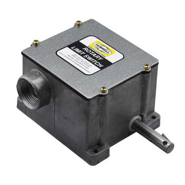 54BB23EB Furnas 36:1 Type 4 Watertight | Gleason Reel - Hubbell