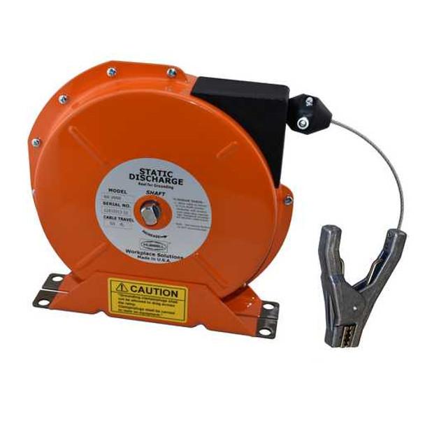 SD-2050N-C2 | Static Discharge Reel, 50' Nyl w/C2. | Gleason Reel - Hubbell