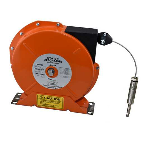 SD-2030-P1   SD-2030-P1 Static Discharge Reel.   Gleason Reel - Hubbell