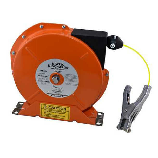 SD-2050-YL-C1 | SD-2050-YL-C1 Static Discharge Reel. | Gleason Reel - Hubbell