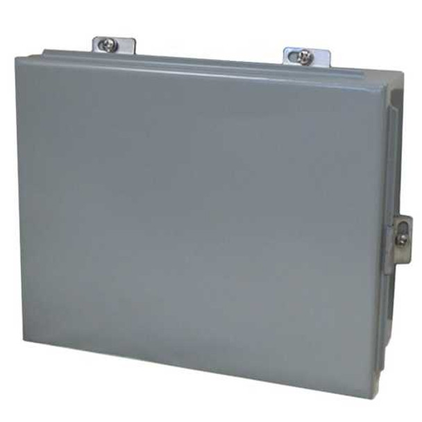 ENC-080804 Electrical Enclosure with Panel | Gleason Reel - Hubbell