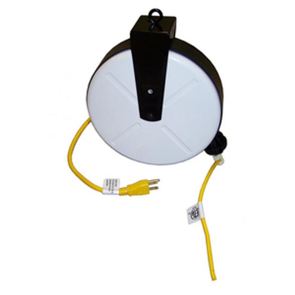 GN-1820 Cord Reel 20' 18/3 W/O Plug | Gleason Reel - Hubbell