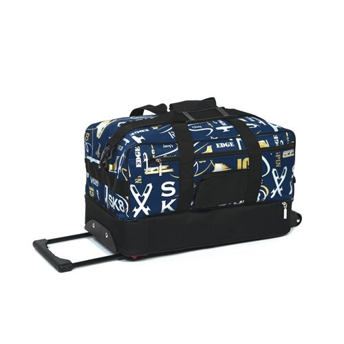 Figure Skating Bags Grafitti Garment Bag  Navy Jerry/'s