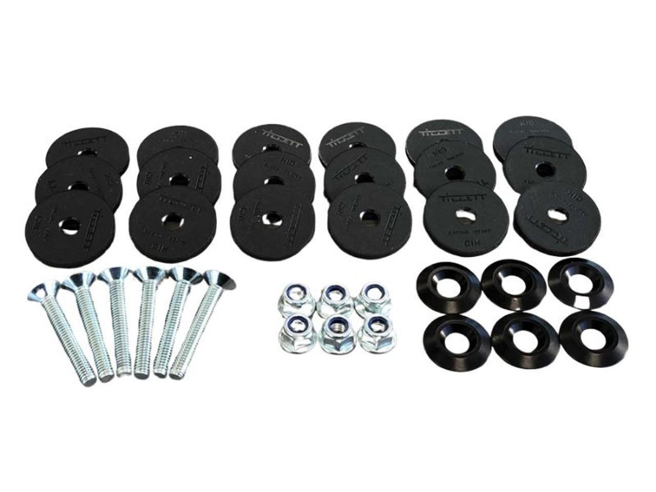 Tillett Ribcage Spacer Kit