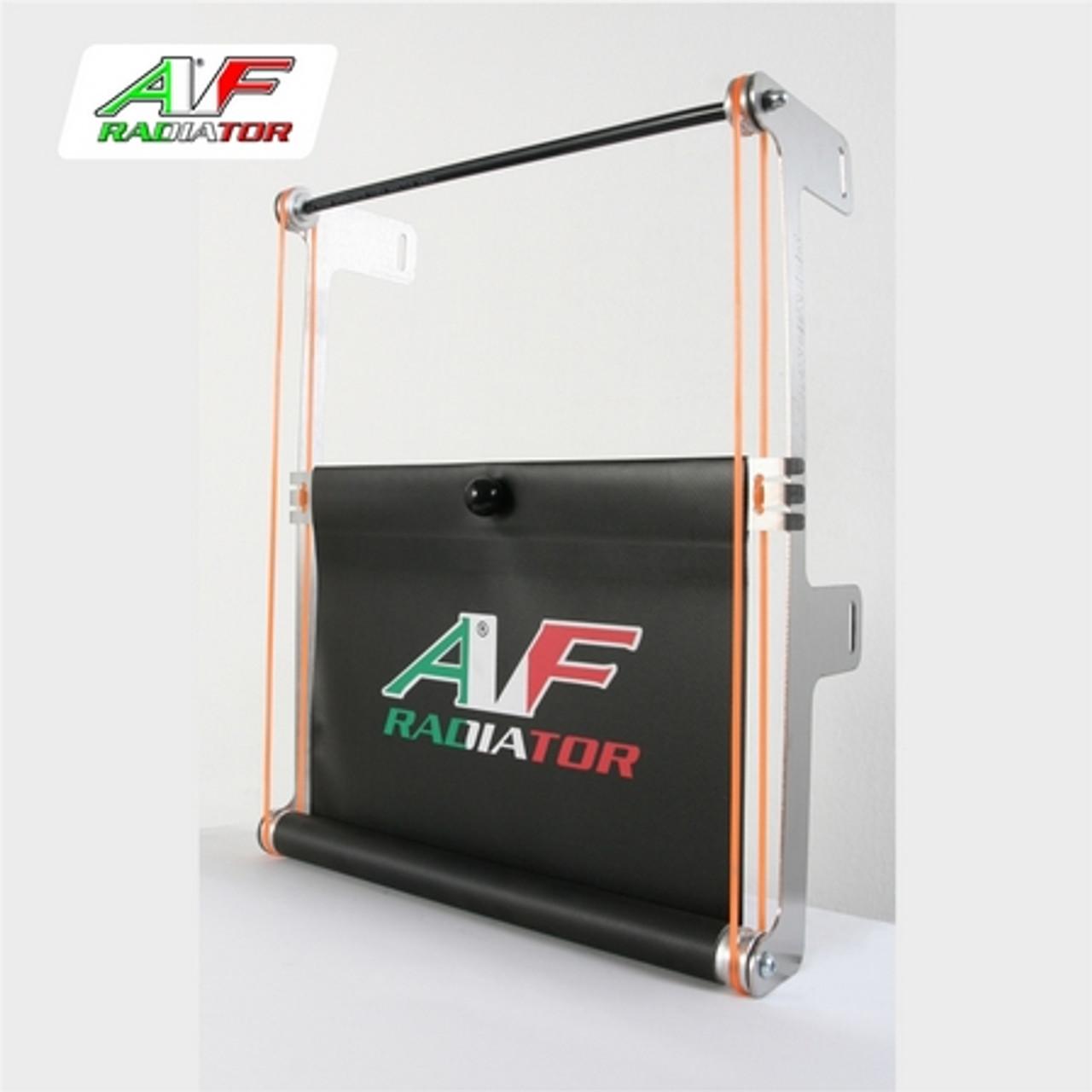 AF Radiator Curtain for AF Large Radiator