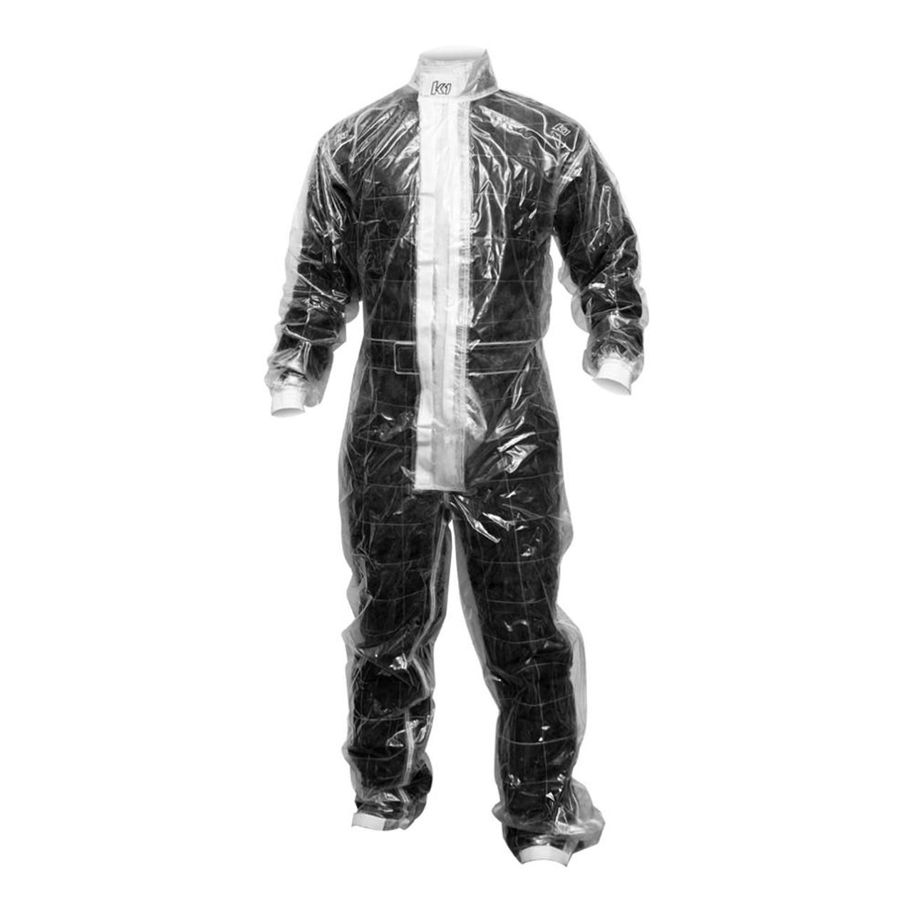 K1 RaceGear Rain Suit Front