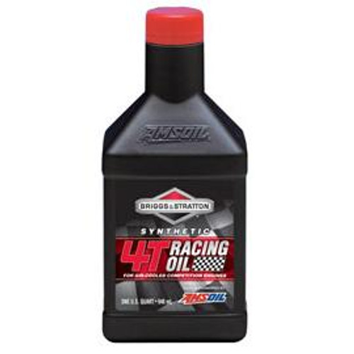 AMSOIL Briggs & Stratton Synthetic 4T Racing Oil Qt