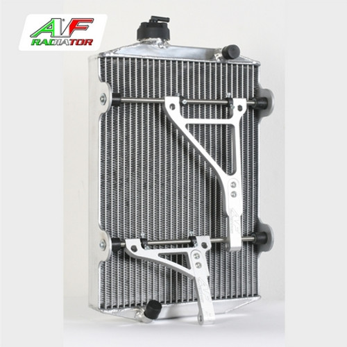 AF Large Radiator & Race Support Kit