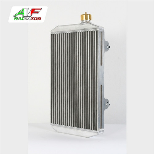 AF Gold Radiator & Race Support Kit 430 x 240 x 40 Front