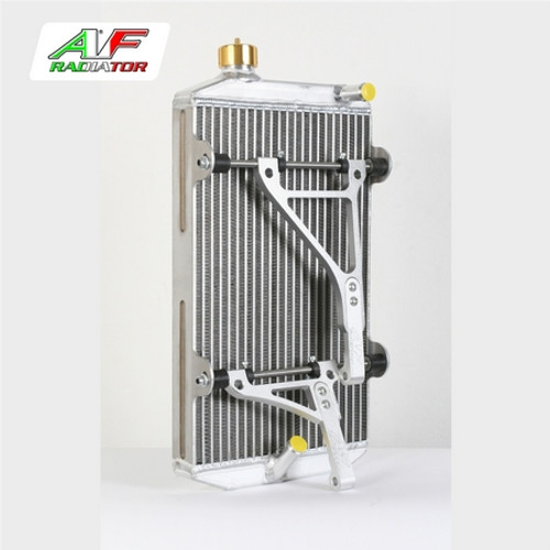 AF Gold Radiator & Race Support Kit 430 x 240 x 40 Back