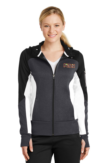 Merlin Women's Full Zip Sweatshirt Front