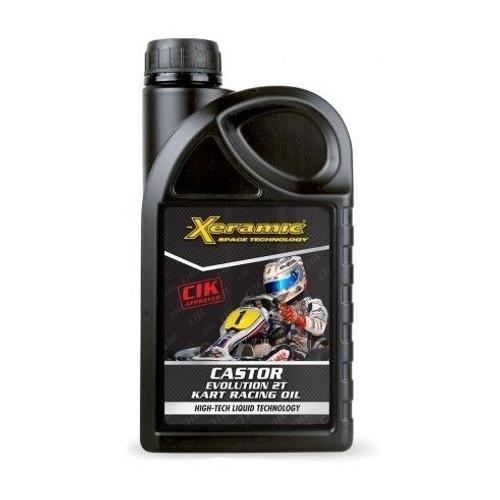 Xeramic Castor Evolution 2T Kart Racing Oil