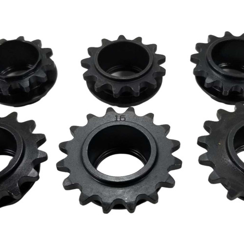 Hilliard #35 Chain Drive Sprockets