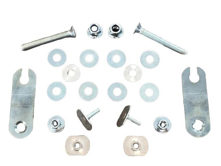 Tillett Chainguard Short Bracket Kit