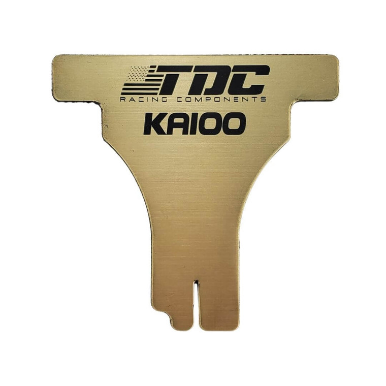 TDC Carburetor Butterfly Tool KA100