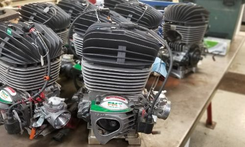 Franklin Kart Engine Services