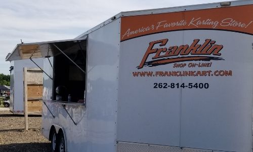Franklin Parts Trailer
