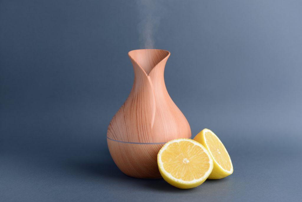 Diffuser lemon essential oil