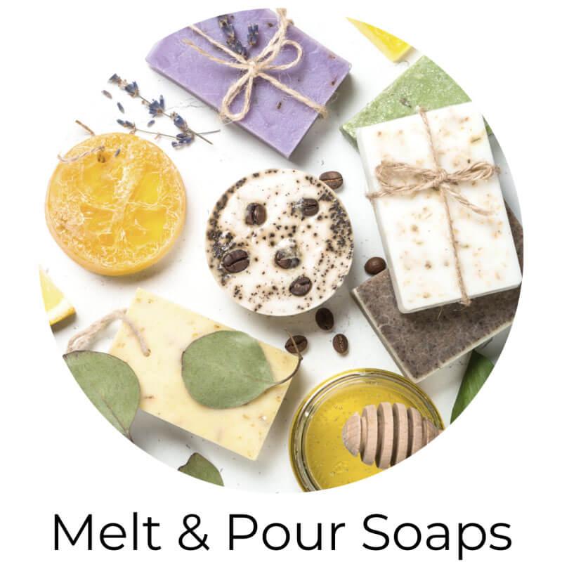 soapmaking, soap base, melt pour soap
