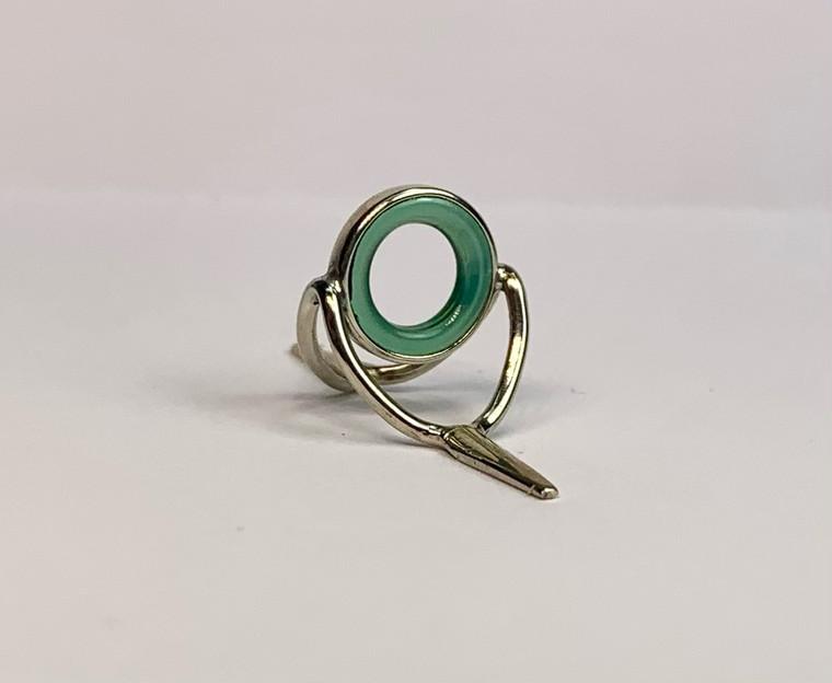 9mm Medium Emerald Green