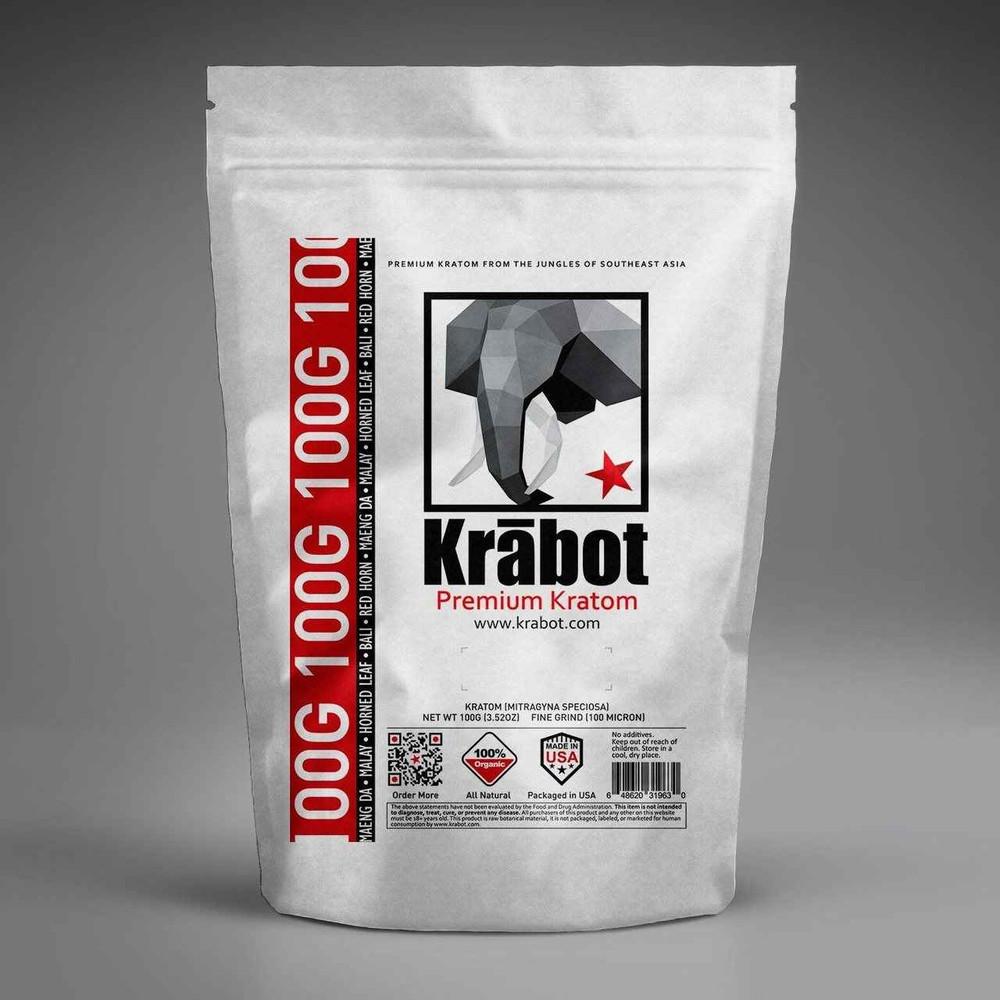 Krabot Stem and Vein Powder