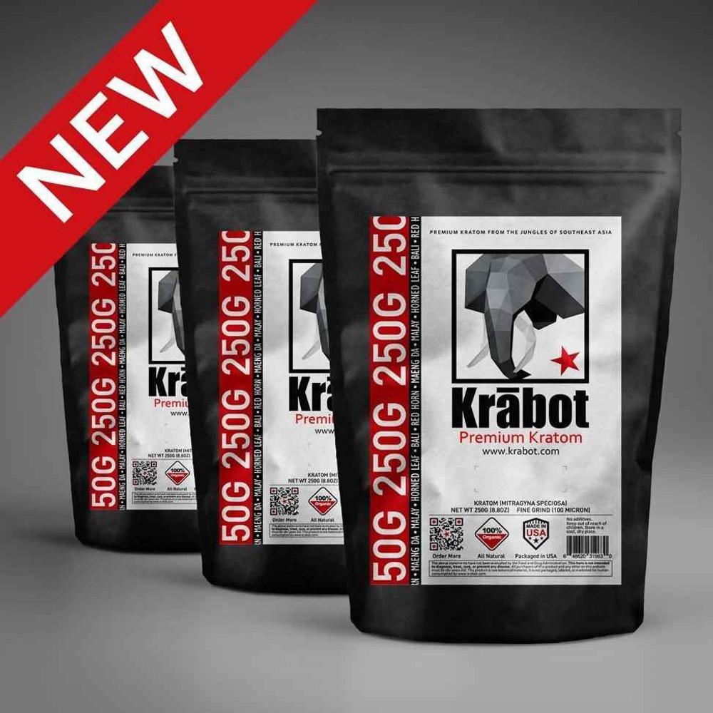 Krabot Krabot Blends Sample Pack Powder XL