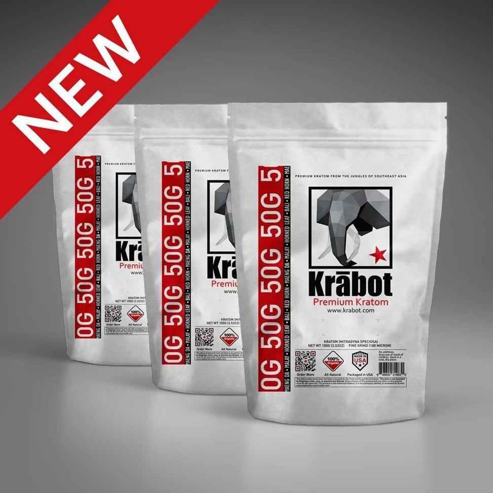 Krabot Krabot Blends Sample Pack Powder M