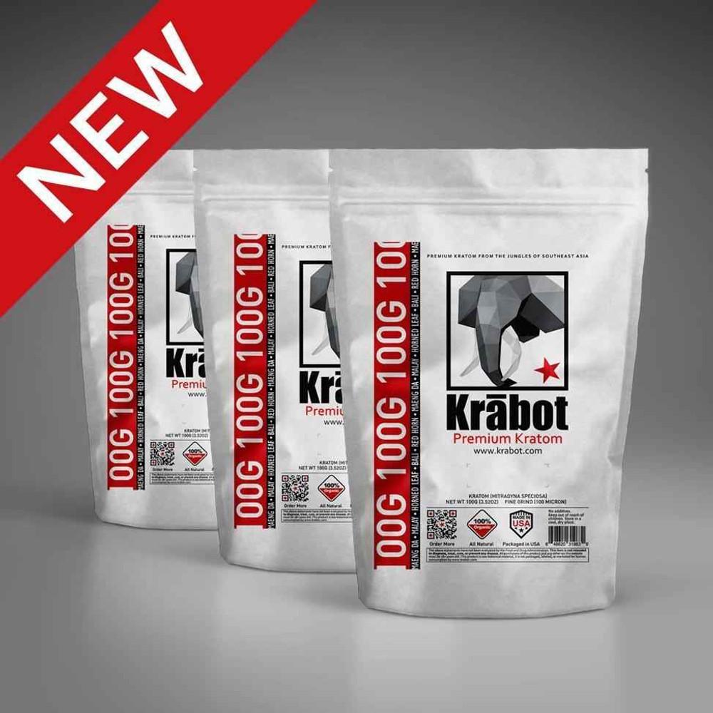 Krabot Krabot Blends Sample Pack Powder L