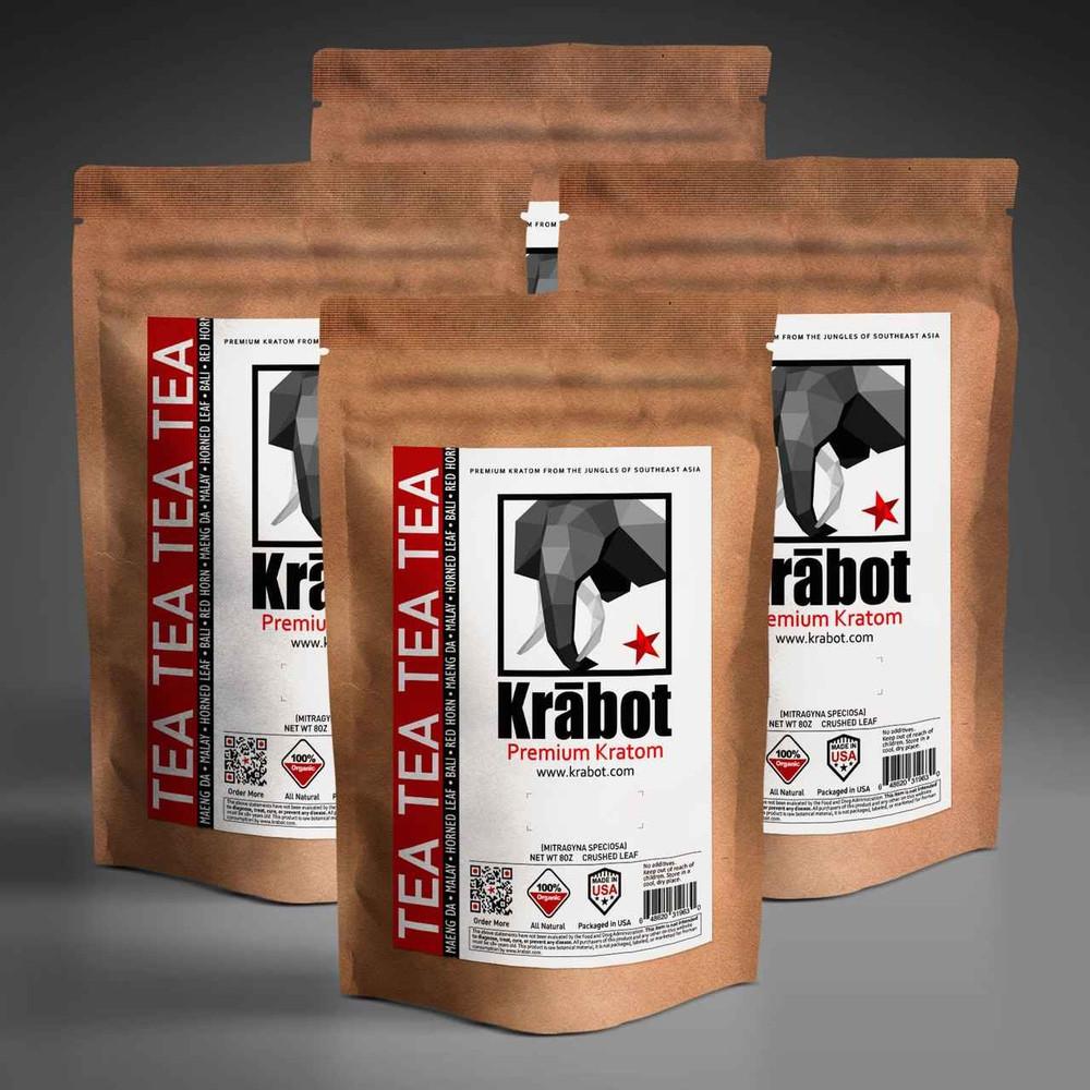 Krabot Crushed Leaf Sample Pack M