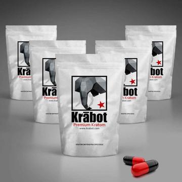 Krabot Capsule Sample Pack 1000mg S