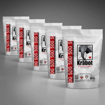 Krabot Sample Pack Powder M