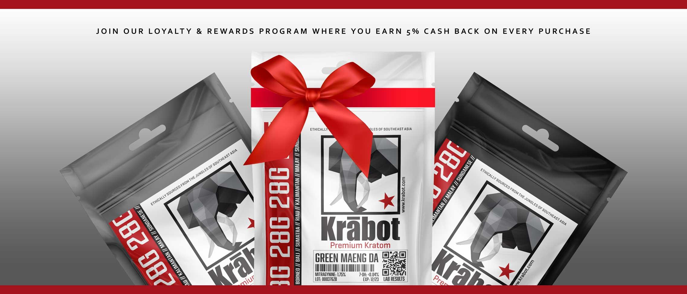 Krabot Rewards & Loyalty Program